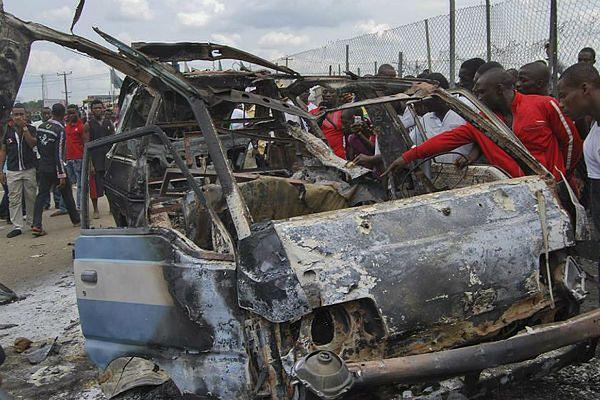 Zamach bombowy na nigeryjski dworzec. Wielu zabitych i rannych