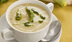 Vichyssoise – francuska zupa krem