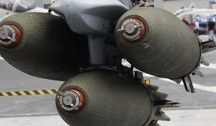 USA. Bomba nowej generacji przetestowana. Ma zastąpić amunicję kasetową