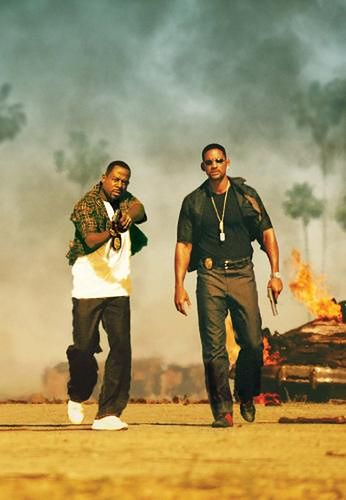 Martin Lawrence i Will Smith fot. Columbia Pictures
