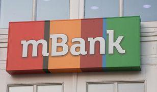 mBank - logo firmy.