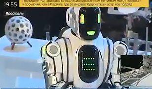 Rosyjski robot zaskoczył wszystkich