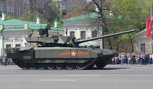 T-14 Armata będzie pierwszym nowoczesnym czołgiem Rosji