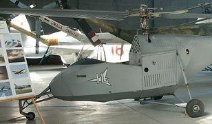 BŻ-1 GIL - pierwszy śmigłowiec wyprodukowany w Polsce