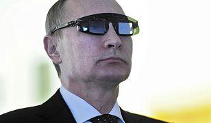 Okulary mają rozpoznawać również przeciwników Putina
