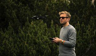 Nauka latania dronem
