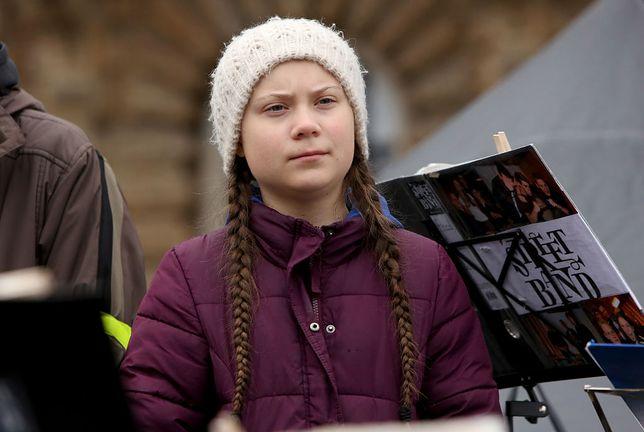 Greta Thunberg nominowana do nagrody Nobla