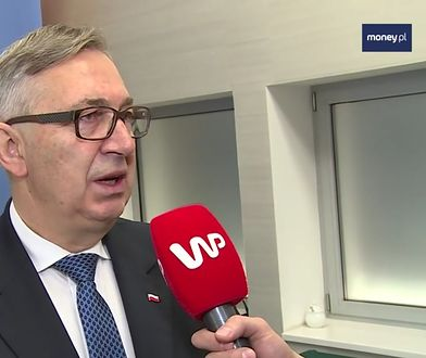 Wiceminister Szwed nie ma dobrych wiadomości w sprawie waloryzacji 500+.