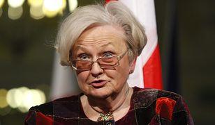 Prof. Ewa Łętowska (sędzia Trybunału Konstytucyjnego w stanie spoczynku)