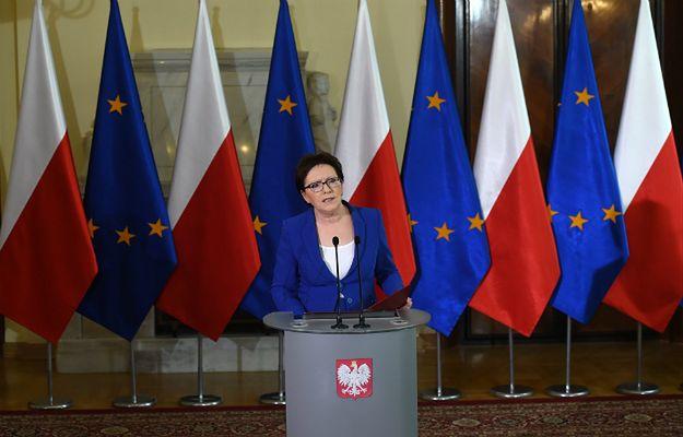 Piotr Wawrzyk: jest to pozbycie się balastów rządu