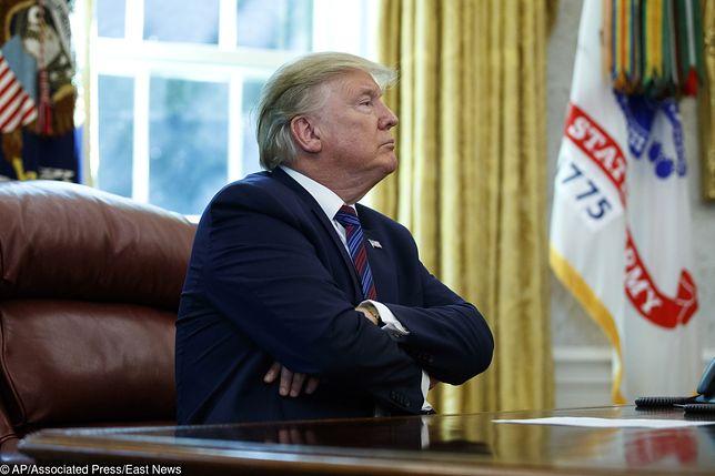 Może nastąpić zmiana terminu wizyty Donalda Trumpa w Polsce