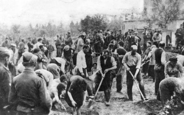 Masakra w Babim Jarze