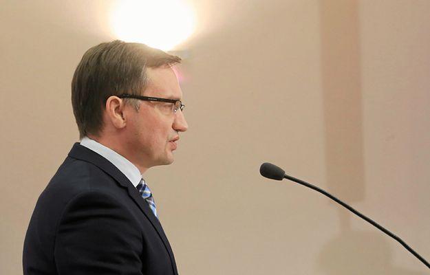 Sędziowie chcą ustawy PiS, ale tej, którą Zbigniew Ziobro zgłaszał poprzednio