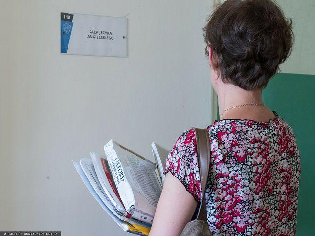 Nauczyciele często pracują kilkadziesiąt lat w tej samej szkole