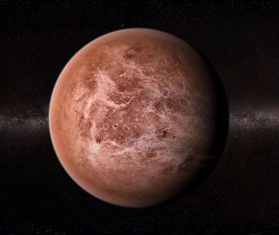 Tajemnice kosmosu. Wulkany na Wenus