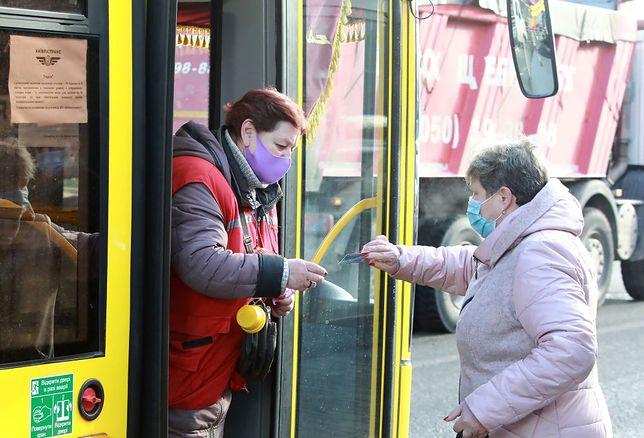Nowe obostrzenia obowiązują w Kijowie do 5 kwietnia