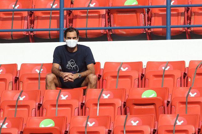 Roger Federer będzie teraz reprezentował Szwajcarię nie tylko na kortach
