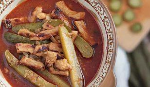 Schab duszony w aromatycznym sosie. Palce lizać