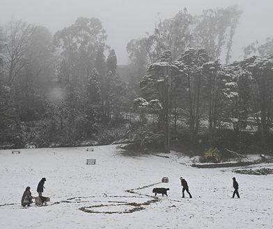 Atak zimy w Australii. Najchłodniejszy dzień od ponad 30 lat