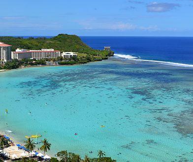 Wyspa Guam. Wakacje połączone ze szczepieniem dla turystów