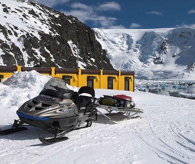 Antarktyka. Chilijczycy pomogli polskim badaczom