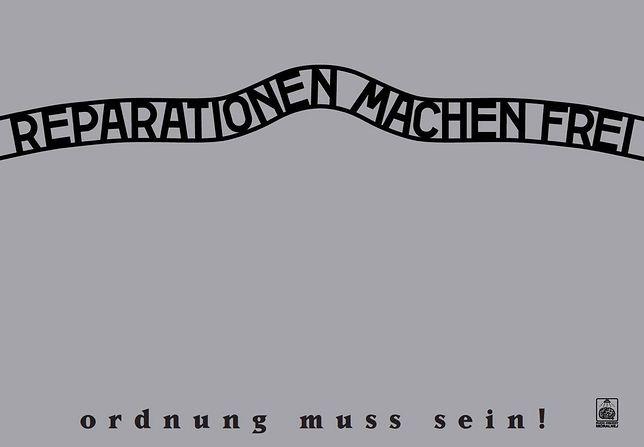Skandaliczna grafika Telewizji Republika. Jest reakcja Muzeum Auschwitz-Birkenau