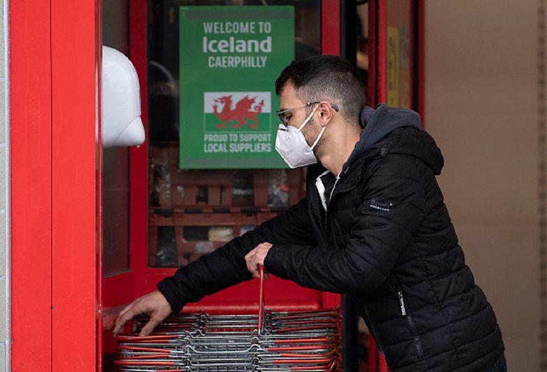 Islandia. Wzrost zakażeń o tysiąc procent. Wszystko przez dwóch turystów