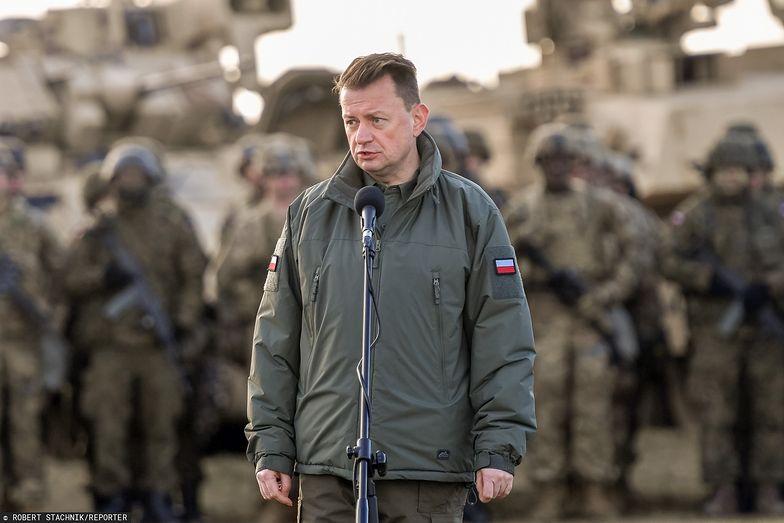 Mariusz Błaszczak uważa, że nie ma powodu, by przesuwać wybory