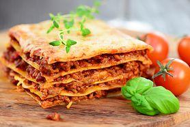 Lasagne – wartości odżywcze, kalorie i przepisy