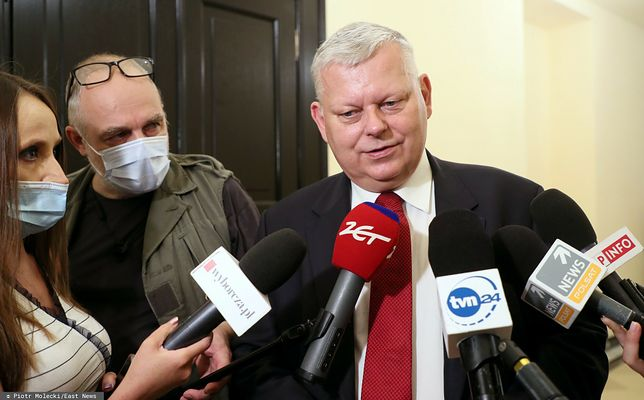 """Marek Suski firmuje projekt """"lex TVN"""""""