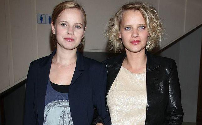 Justyna Schneider i Joanna Kulig