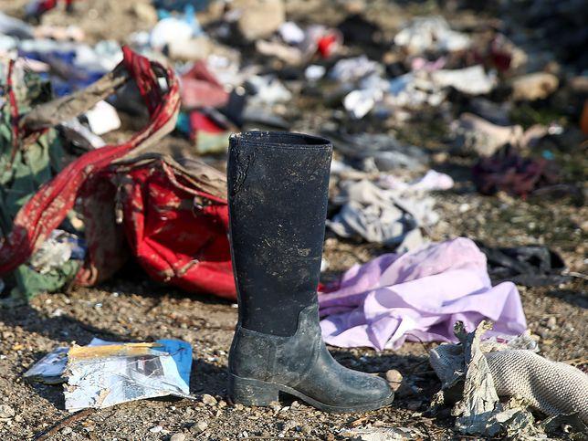 Iran. Wciąż wiele wątpliwości wokół katastrofy boeinga