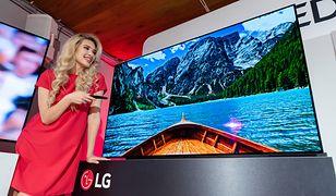 Wyższy poziom inteligencji w telewizorach LG