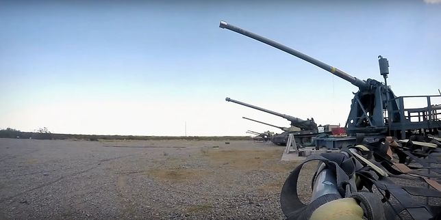 Armia USA testuje nową broń. Jest wyposażona w sztuczną inteligencję