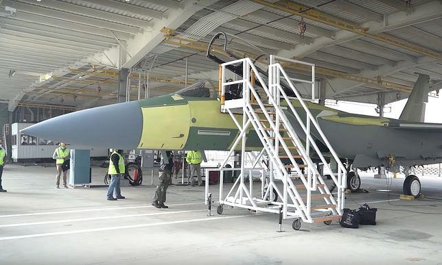 F-15EX z udanym lotem testowym. Boeing dostarczy maszyny do USAF