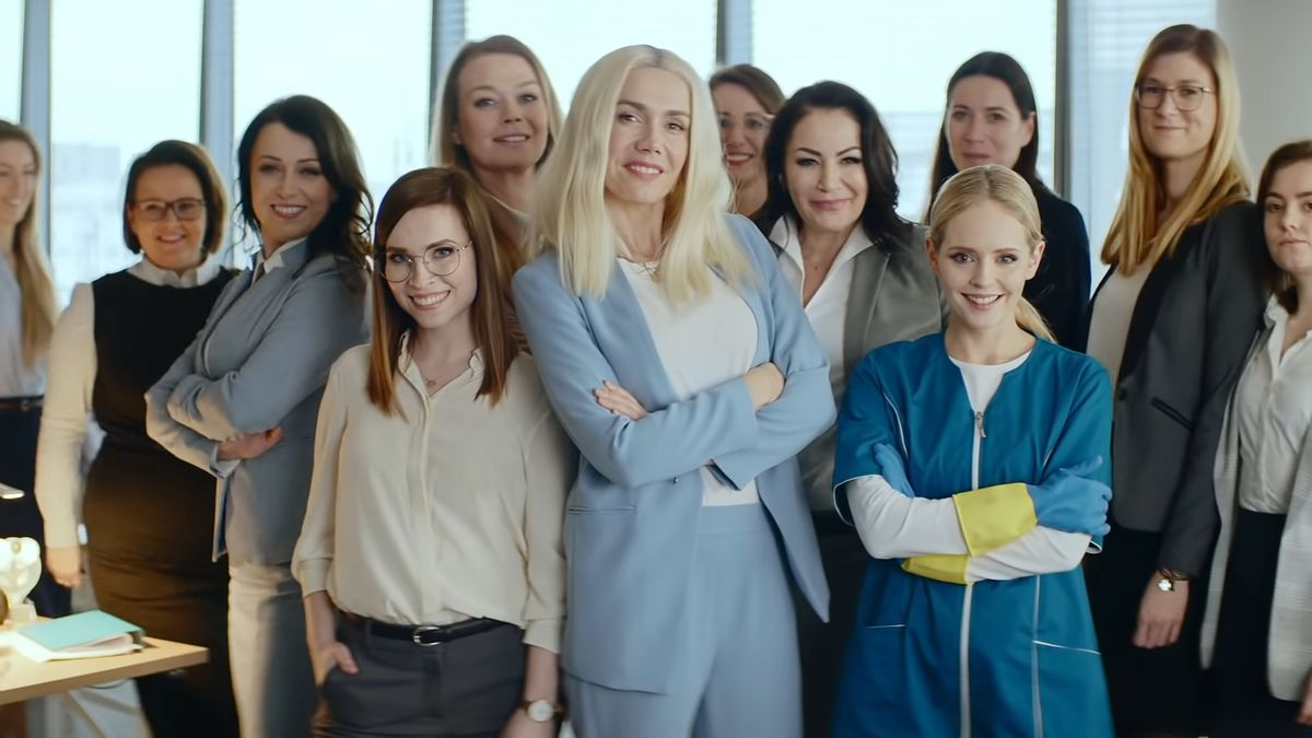Nietypowa akcja na Dzień Kobiet. Mocny spot poruszył kwestie różnicy wynagrodzeń