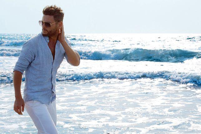 Koszule męskie na lato to kwintesencja niewymuszonej elegancji.