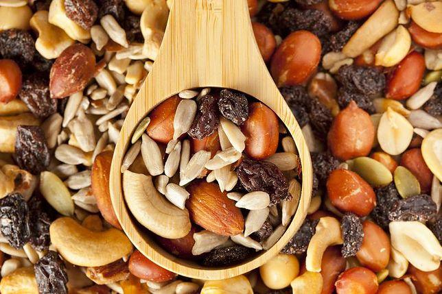 Pasty z nasion i orzechów