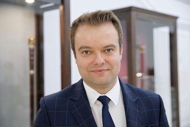 Rafał Bochenek z Prawa i Sprawiedliwości