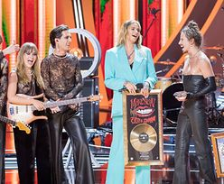 Maneskin dostali nagrodę od Polsatu. Szybko ją oddali