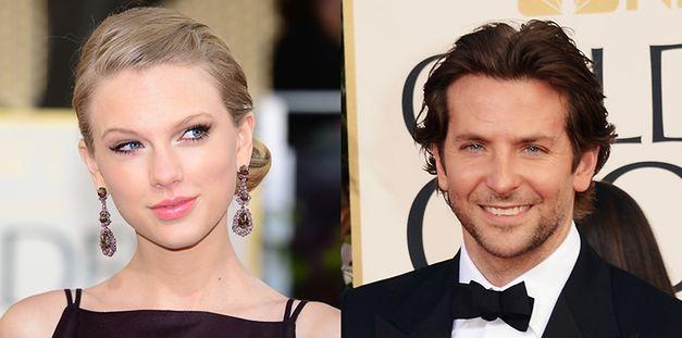 Taylor Swift poluje na Bradleya Coopera!