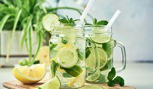 5 przepisów na aromatyczne napoje chłodzące