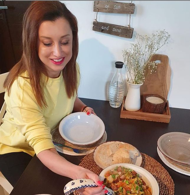 Justyna Żyła dzieli się swoją pasją z użytkownikami Instagrama
