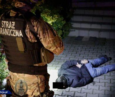 Szajka rozbita. Gang przemycił do Polski ponad 13 tys. cudzoziemców
