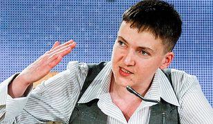 Nadija Sawczenko: Ukrainie potrzebny jest dyktator. Jestem gotowa nim być