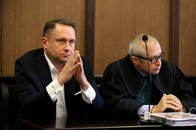 Kamil Durczok wysyłał współpracownicom SMS-y o charakterze seksualnym