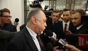 """Janusz Sanocki chce zapłacić za rozbicie """"zakichanej bramki"""""""