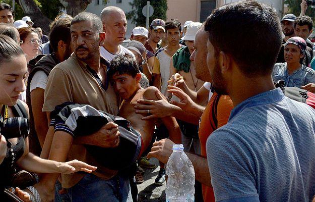 """Fala imigrantów zalała grecką wyspę. """"Sytuacja na Lesbos bliska wybuchu"""""""