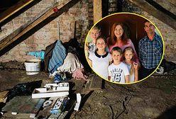 """""""Nasz nowy dom"""". Mieszkali w strasznych warunkach. Mama zmarła na oczach dzieci"""