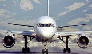 Samolot Boeing 757 - jego zabezpieczenia pozwalają na zdalne włamanie